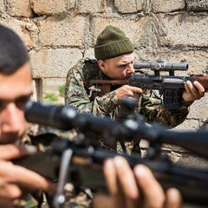 YPG Hristiyan köylerini aldı