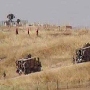 Asker tatbikat yaptı, PKK izledi !
