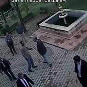 Cami imamını dövdüler !
