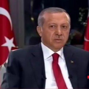 Erdoğan'a canlı yayında o bardakları sordu