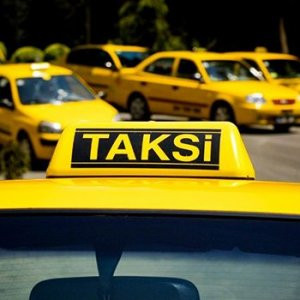 ''Alo Taksi'' dönemi başlıyor !