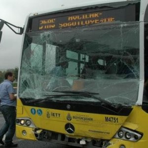 İşte metrobüs kazasının nedeni