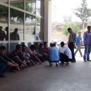 Şanlıurfa'da sandık başında kavga: 15 yaralı