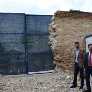Skandal yıkıma Bakanlık'tan açıklama
