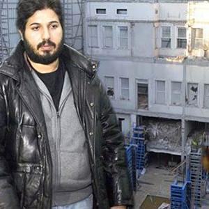 Reza Zarrab şimdi de köşkte inşaata başladı !