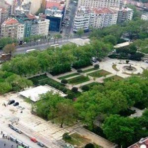 Taksim Dayanışması'ndan tepki