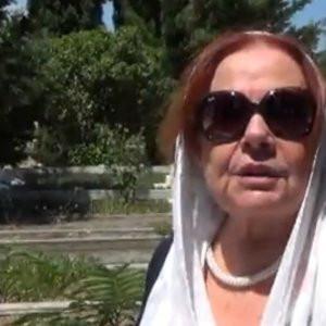 Müslüm Gürses'in eşi isyan etti