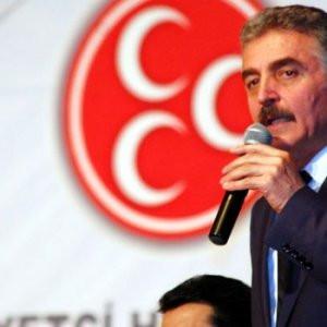 MHP'den Demirtaş'a ''şerefsiz''...