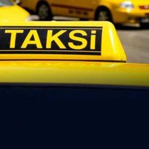 Takside 'patlatacağız' dedi, polis alarma geçti
