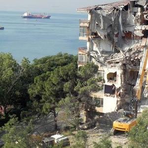 İstanbul'un o semtinde yıkım başladı