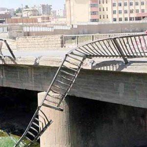 Ahmet Kaya Köprüsü'nü bombaladılar !