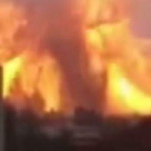 Çin'de bir patlama daha !