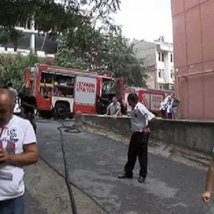 Cerrahpaşa Tıp Fakültesi'nde patlama