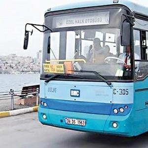 65 yaş üstüne bedava otobüs krizi
