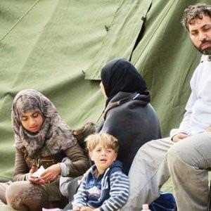 Yuh.. Zengin Araplar mülteci almıyor !