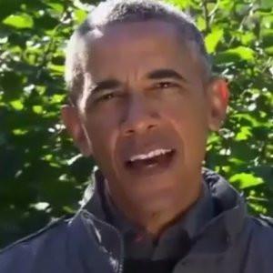 Obama 'artık' yemek yedi !