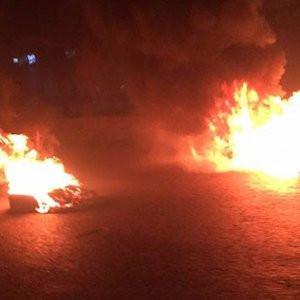 Diyarbakır'da olaylar gece de sürüyor !