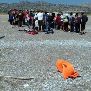 Suriyeliler tekne alıp yolculuk etti