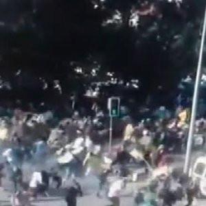 Ankara'daki katliam kamerada !