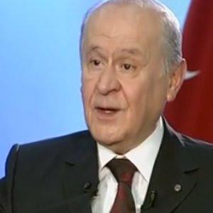 Didem Arslan Bahçeli'ye özel hayatını sordu