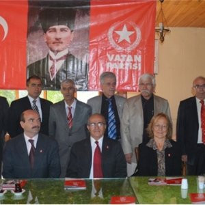 Vatan Partisi'nden parti birleştirme açıklaması