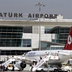Atatürk Havalimanı'nı karıştırdı !