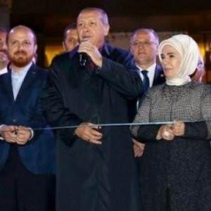 Erdoğan'dan ''Bilal Erdoğan'' açıklaması