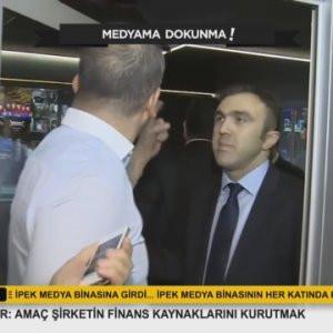 Kanaltürk'te kayyum yayını kesti !