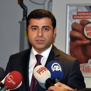 Demirtaş'tan 'mafya' çıkışı
