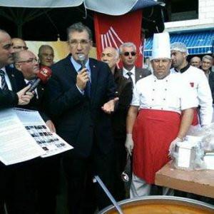 Bursa'da bir değişik etkinlik