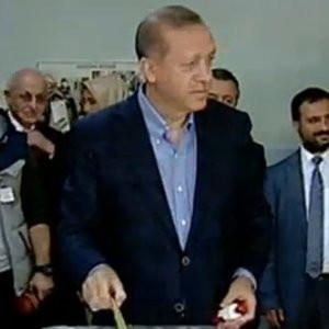 Erdoğan'dan oy sonrası açıklama !