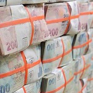 Kredi batıkları 44.7 milyar liraya tırmandı !