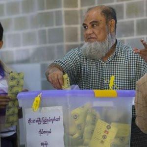 Bu neyin zulmü ? Müslümanlar oy veremiyor...