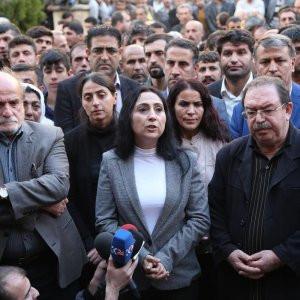 HDP'li Yüksekdağ yine tehdit etti !