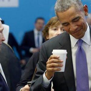 Obama çizgisini bozmadı