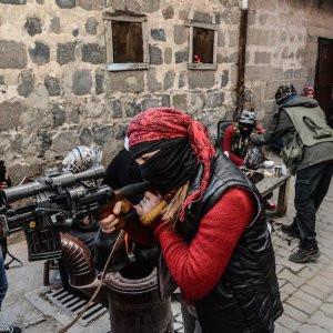 Fransız ajansı PKK'nın propagandasını yaptı