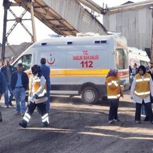 Şeker fabrikasında patlama: Yaralılar var