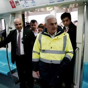 Bakan İstanbul'a müjdeyi verdi !