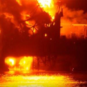 Azerbaycan'da yangın faciası: En az 32 kişi öldü !