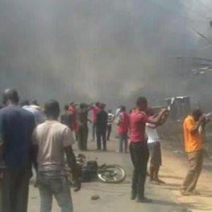 O ülkede korkunç olay ! Patlamada cesetler etrafa saçıldı..