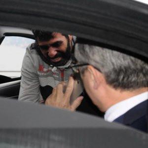 Erdoğan ile ne görüştü ?