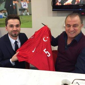 Fatih Terim: ''Futbolcularımız içleri kan ağlayarak zafer...