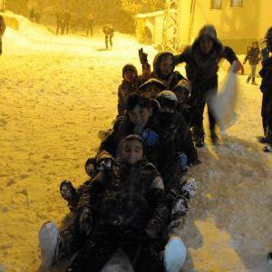 İranlı turistler yeni yıla Van'da girdi