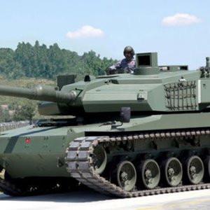 Milli tank ALTAY için nefesler tutuldu