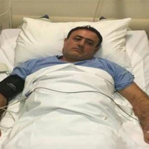 Mahmut Tuncer apar topar hastaneye kaldırıldı