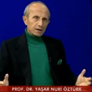Yaşar Nuri Öztürk, Gülgün Feyman'a angut dedi