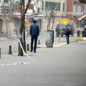 Diyarbakır Sur'da roketli saldırı: 2 asker yaralı