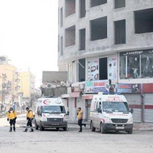 Şırnak'ta ambulans karmaşası