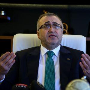 Türkiye Fırıncılar Federasyonu Başkanı Balcı: