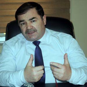 Türkiye Güreş Federasyonu Başkanı Aydın:
